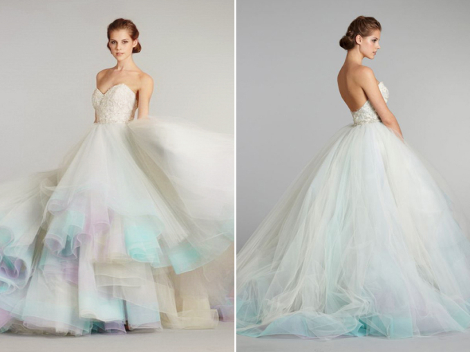 Wedding Dress Hayley Paige Gown And Dress Gallery
