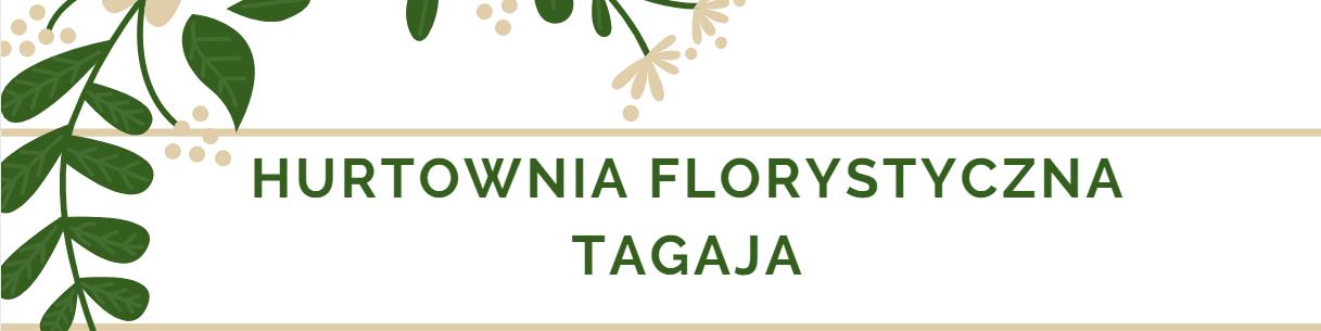 Hurtownia florystyczna online - najlepsze produkty na rynku od Tagaja