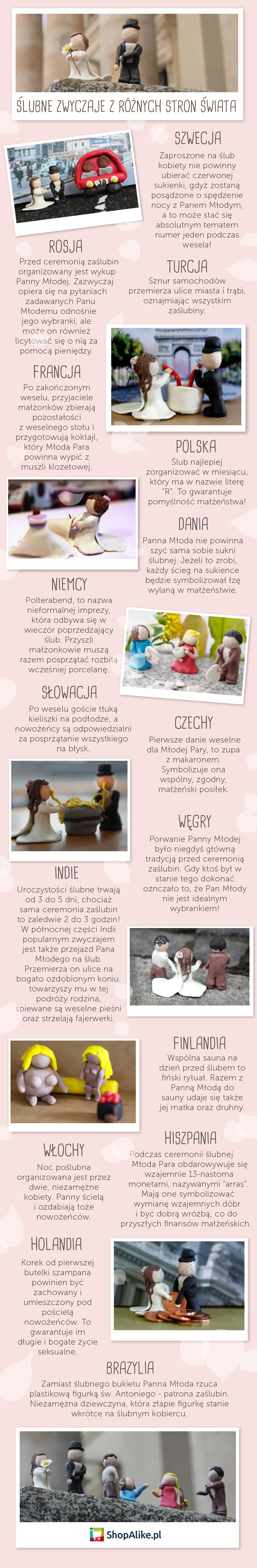 slubne zwyczaje Shopalike.pl