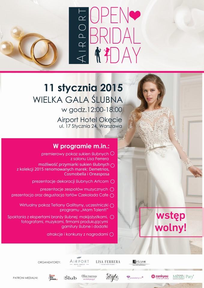 open bridal day_plakat_warszawa_v1