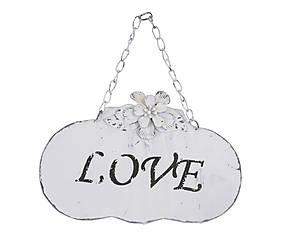 tabliczka do powieszenia LOVE
