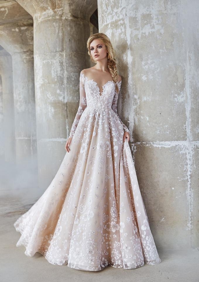 34cf1a5bbd kolorowe suknie ślubne