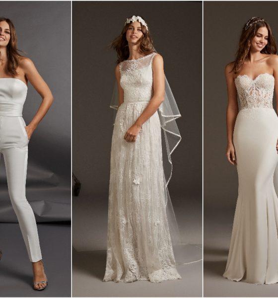 ff09e239d1 Seksowne suknie ślubne · Tydzień z PRONOVIAS! Kolekcja Pronovias 15