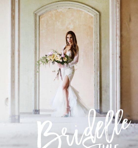 """Tydzień z książką """"Bridelle Style"""" ELEGANCE"""
