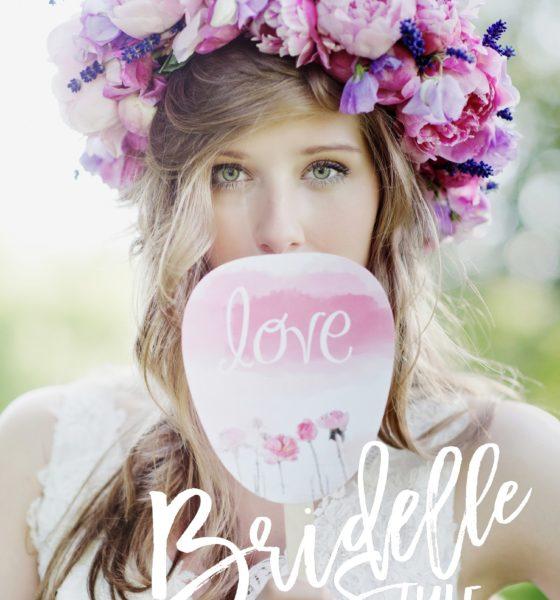 """Tydzień z książką """"Bridelle Style"""" ROMANTIC"""