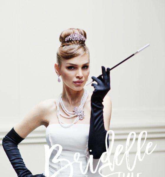 """Tydzień z książką """"Bridelle Style"""" TIFFANY"""