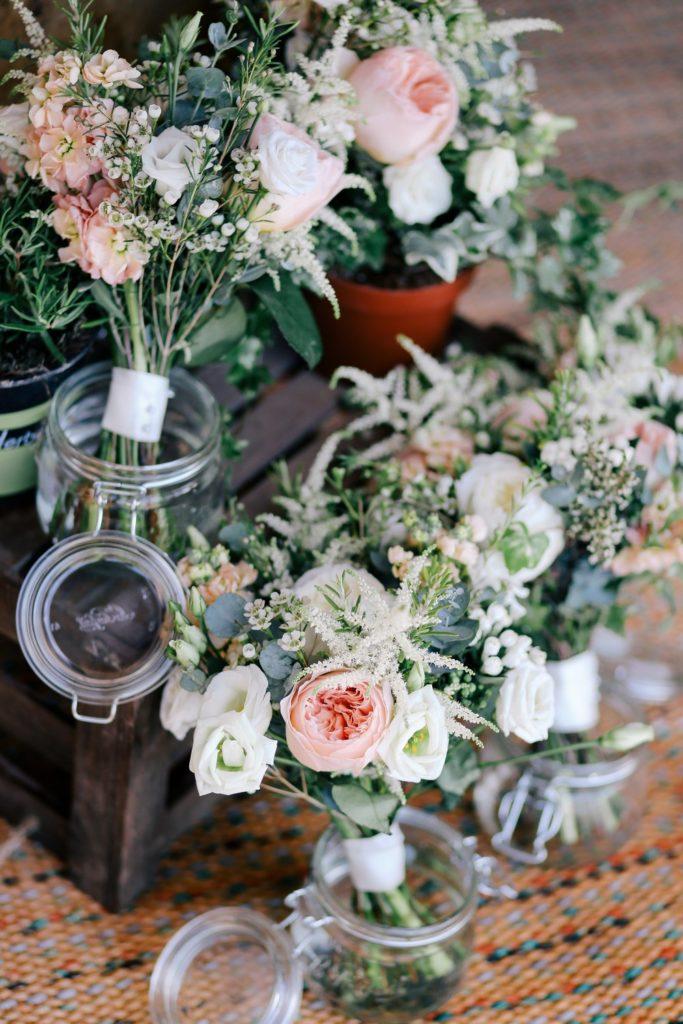 kwiaty na weselu w Hotelu HP Olsztyn