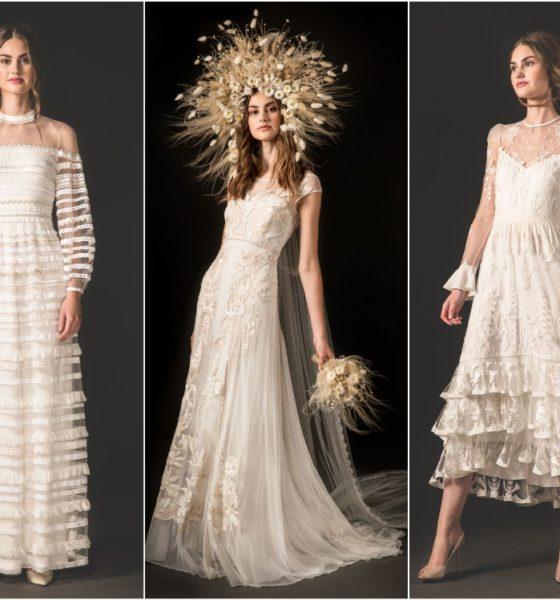 New York Bridal Week TEMPERLEY LONDON