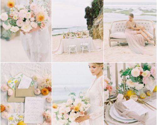 Ślubne Style // BEACH
