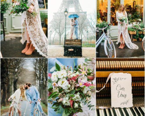 Ślubne Style // PARISIENNE
