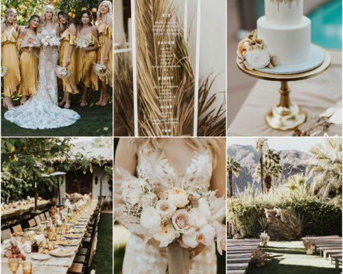Ślubne Style // COACHELLA