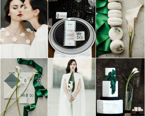 Ślubne Style // ART DECO