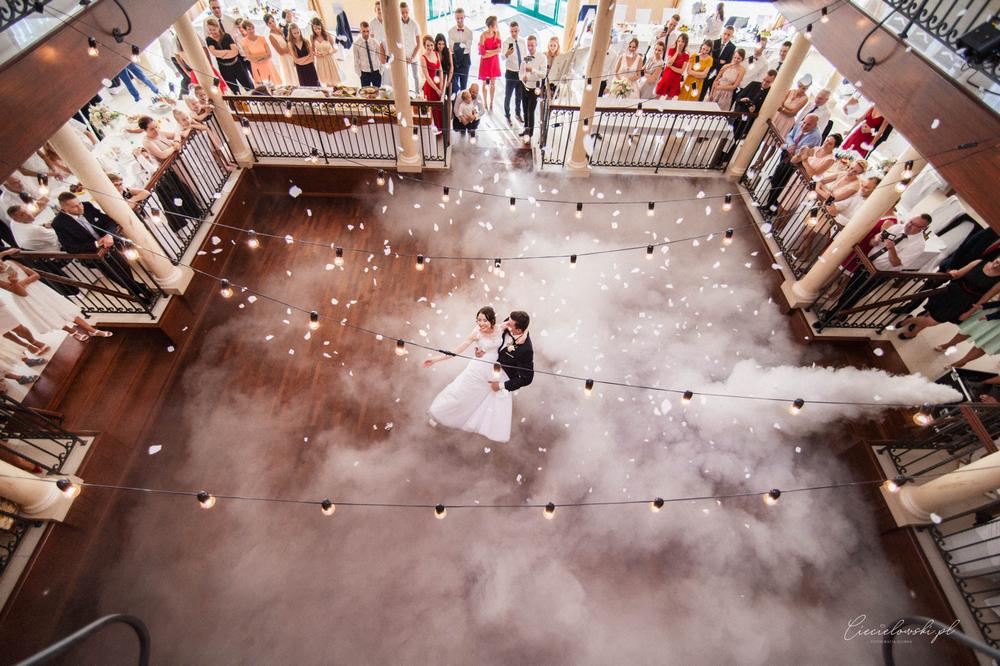 Fotograf na wesele I CIECIELOWSKI.PL